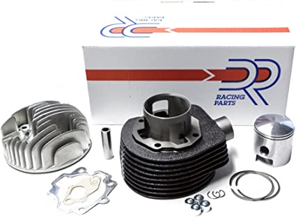 Groupe Thermique Modification Dr 7 Soutirage 177cc Ø63 Vespa Px 125-150 KT00017+