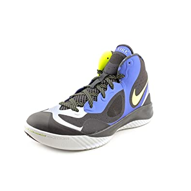Nike Zoom Hyperfranchise XD Mens Basketball Shoes 579835-500 Violet Force  9.5 M US