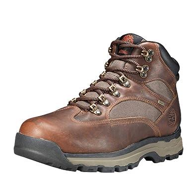 a5a81399 Timberland Mens Chocorua Trail 2.0 Waterproof Hiking Brown Chukka Boot - 7 M