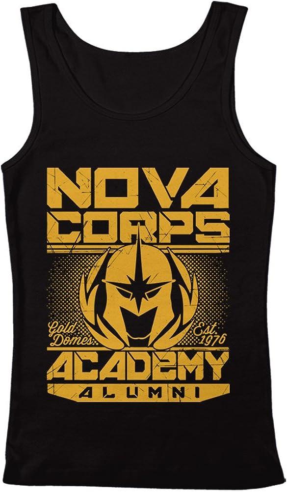 GEEK TEEZ Nova Corps Men's Tank Top
