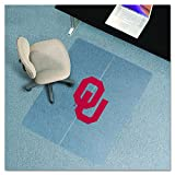 NCAA Oklahoma Sooners Logo Foldable Carpet ChairMAT
