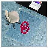 NCAA Oklahoma Sooners Logo Foldable Carpet ChairMAT