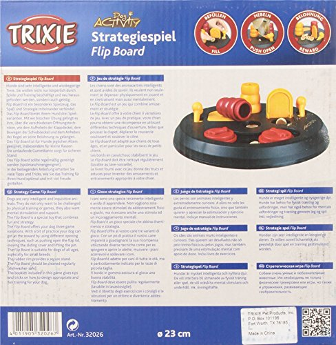 61Oi%2BvtYU%2BL - Trixie Pet Products Flip Board, Level 2