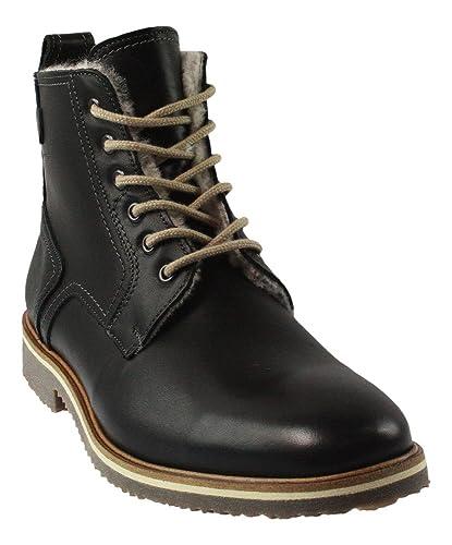 separation shoes b08b1 67026 LLOYD Herren Stiefel Serdar 2763800 schwarz 365732
