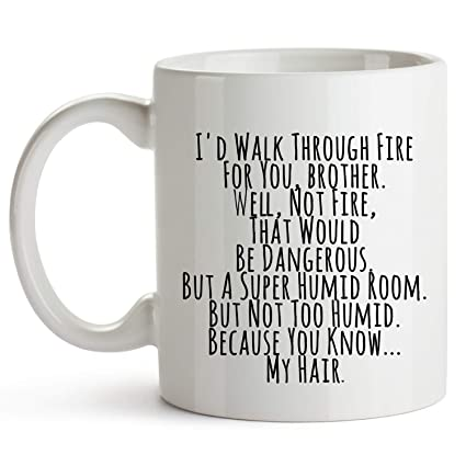 Amazon Brother Mug Gift From Sister Gifts For