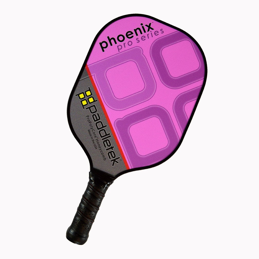 Phoenix Pro Pickleball Paddle (Pink)