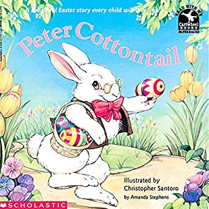 Peter Cottontail Audiobook