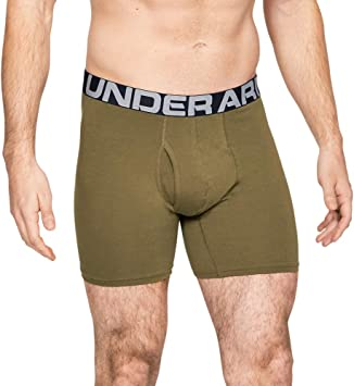 Under Armour 3 Pack Charged Cotton Sports Underwear - (15 cm ...