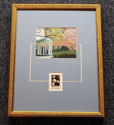 University of North Carolina Chapel Hill Old Well Color Print (North Carolina Chapel Hill Framed)