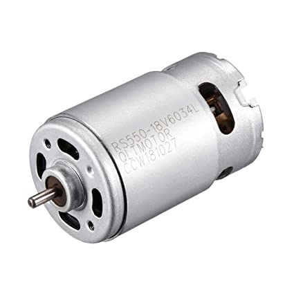 uxcell 18V 20000RPM DC Motor for DIY Electric, Electronic