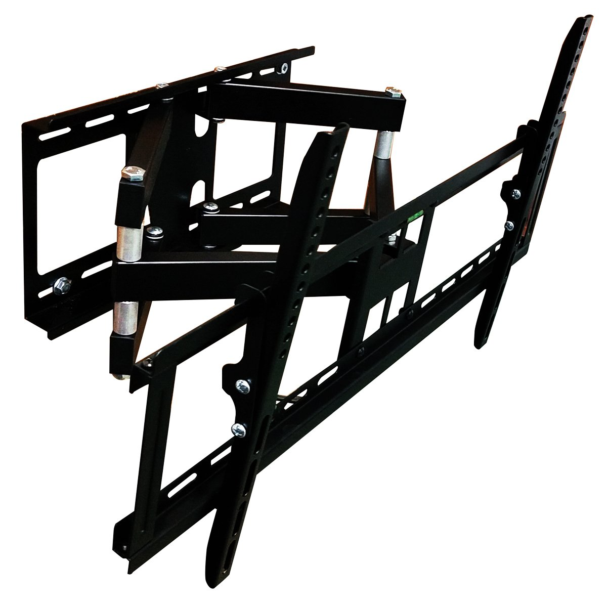 Globaltone 03270 TV Wall Mount Bracket - Full Motion Dual Articulating for 32 to 70 inch Flat Screen – Tilt, Swivel and Level - Vesa up to 600 x 400
