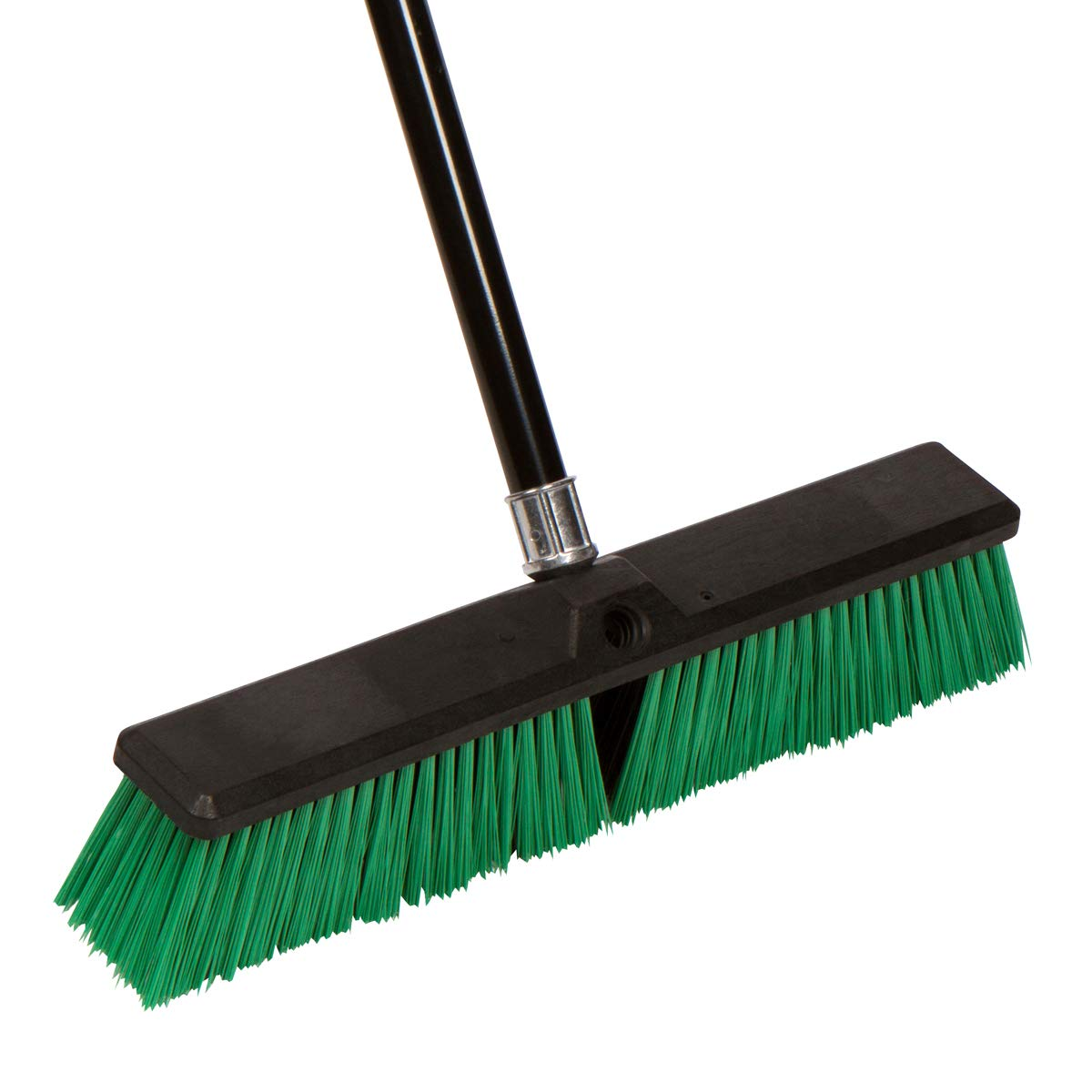 Tidy Tools Large 18'' Rough-Surface Push Broom With Alloy Handle by Tidy Tools