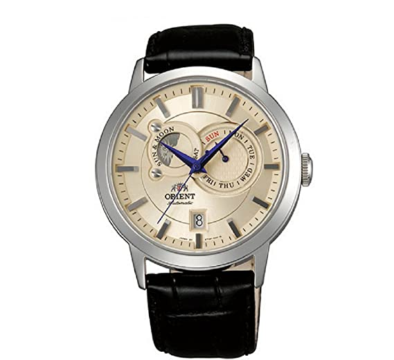 Reloj Orient Automático Caballero Clásico modelo FET0P003W0: Amazon.es: Relojes