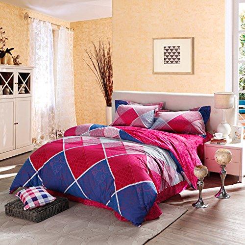 3-Piece Bedding Set 1x Duvet Cover