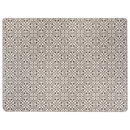 Vinyl Floor Mat Durable Soft And Easy To Clean Ideal For Kitchen