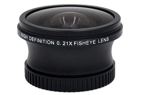 Amazon Com Leica D Lux Typ 109 0 21x High Grade Fish Eye Lens