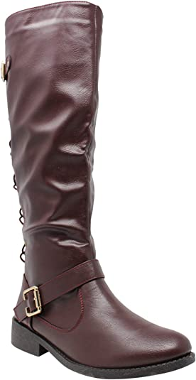 Wanted Women's Lady Luck Lace-up Back