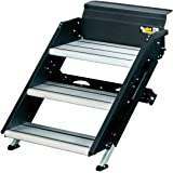 """Lippert Components 26"""" Premium Triple SolidStep with Extra-Wide Top Step"""