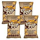Cheap Ka-Pop! | Popped Chips | Cheddar | Ancient Grains | Gluten-Free | Non-GMO | Vegan | 3.25oz (Pack of 4)
