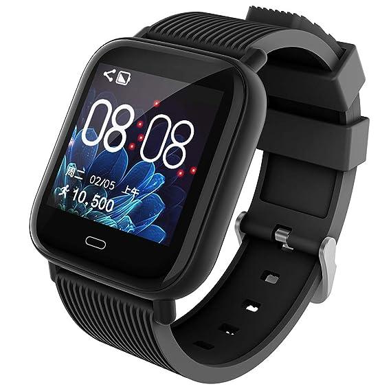 Beisoug Smart Watch Android iOS Deportes Fitness Calorías ...