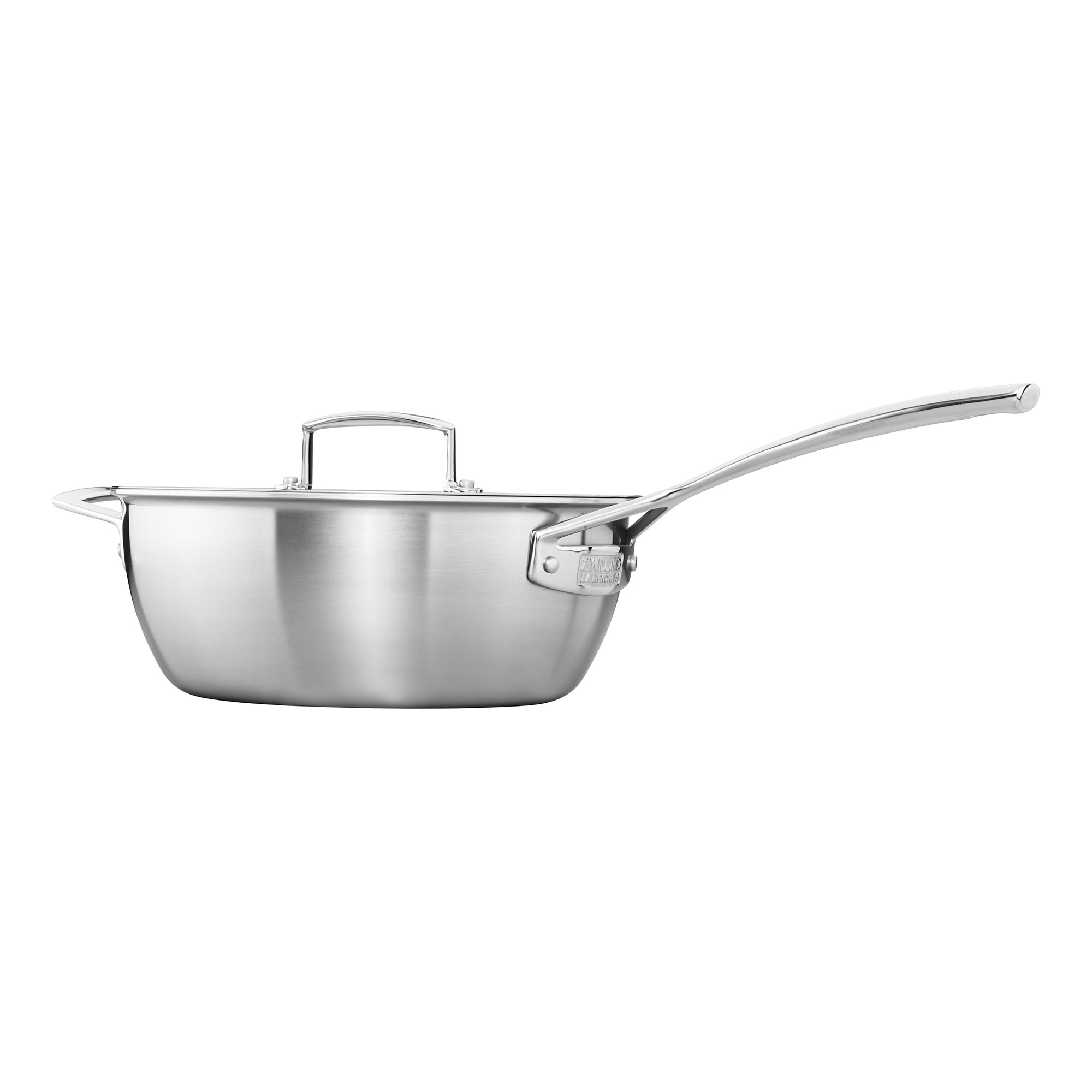 ZWILLING J.A. Henckels 66080-240 Saucier, 3.5 quart, Stainless Steel by ZWILLING J.A. Henckels (Image #4)