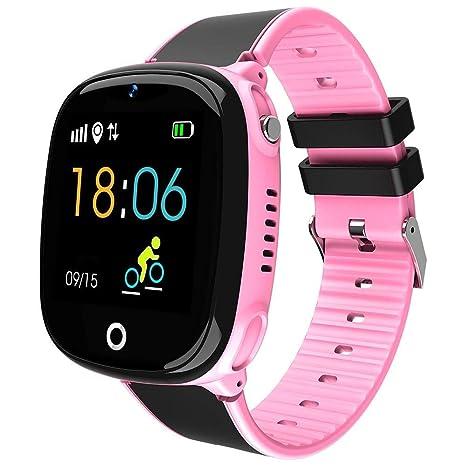 Amazon.com: HW11 Smartwatch Niños Familia Bluetooth ...