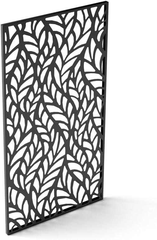 Veradek Flowleaf Screen Panel Black