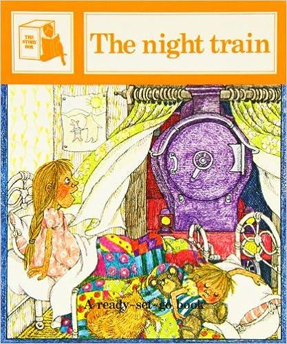 Book The Night Train (Ready-set-go Books)