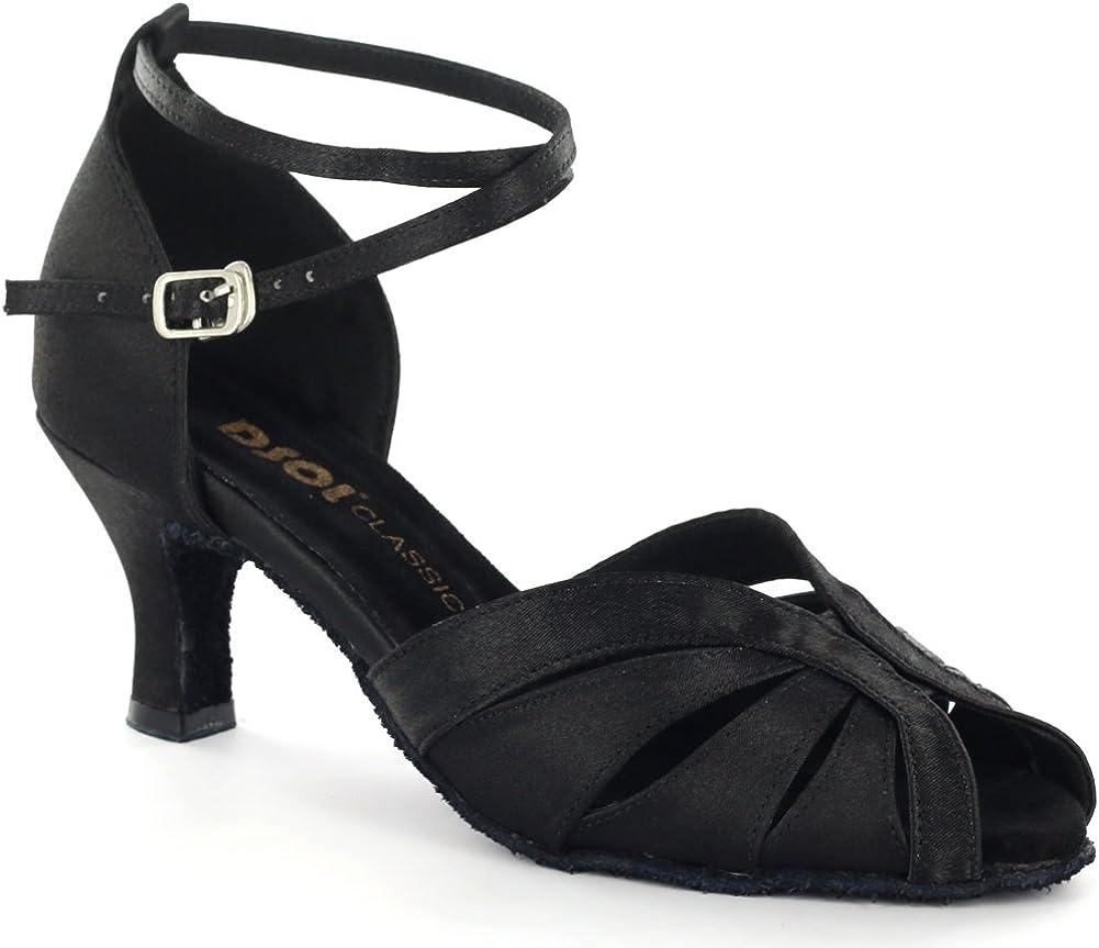 DSOL Women's Latin Dance Shoes DC271303/DC271308