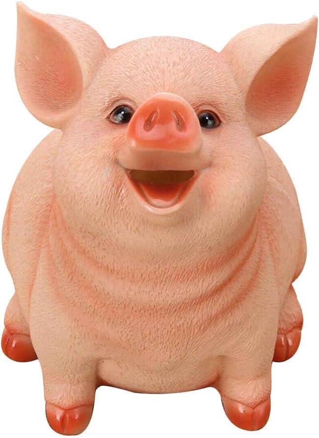 Spardose Sparschwein Schwein mit Flügeln Antik Eisen Dekoration Schwein Nostalgi