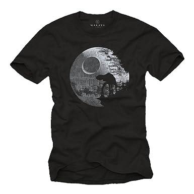 mejor entrega gratis muy baratas MAKAYA Camisetas Frikis - Hombre