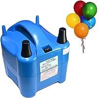 Bomba Ar Balões Touch Compressor 2 Bicos Adaptador Bico Fino balão canudo (110)