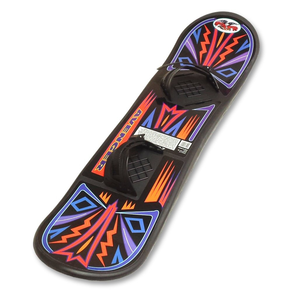 Flexible Flyer Avenger 95cm Beginner's Snowboard by Flexible Flyer