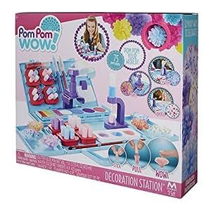 Pom Pom Wow! - Decoration Station