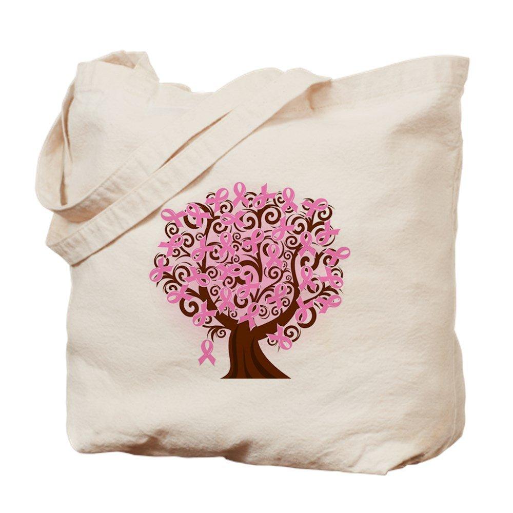 正規店仕入れの CafePress – the tree of life – the。。。乳がん – – ナチュラルキャンバストートバッグ、布ショッピングバッグ B01JON4VNA, ベッド通販専門店 ネルコ:db933fab --- arianechie.dominiotemporario.com