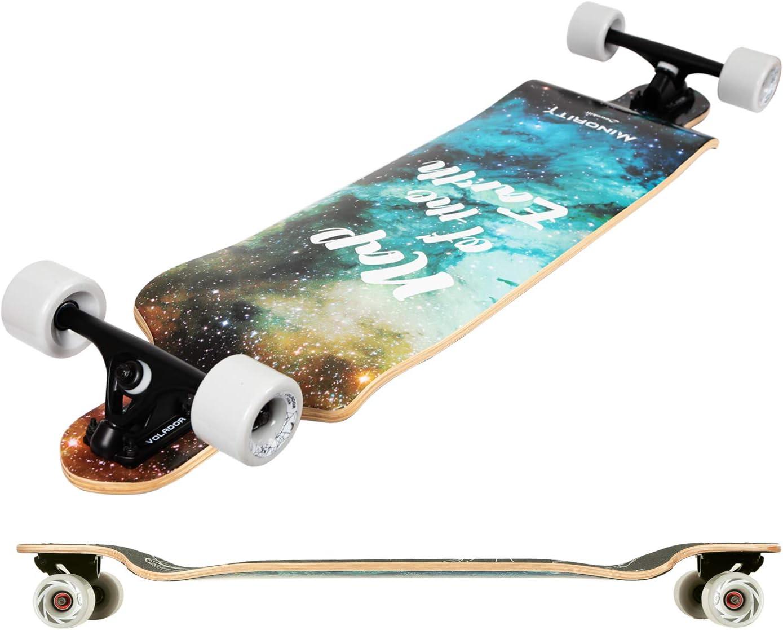 MINORITY Downhill Maple Longboard - 1