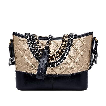 Borse a tracolla per borse a tracolla con catena a forma di borsa a tracolla per donna