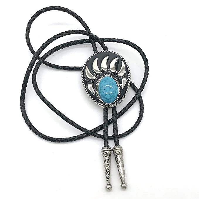 Amazon.com: Corbata de cuello para hombre de Western Bolo ...