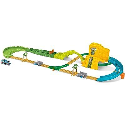 Fisher-Price Thomas & Friends TrackMaster, Turbo Jungle Set, Multi (FJK50): Toys & Games