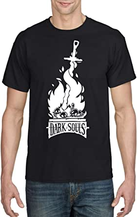 Male Shirt - Games - Dark Souls Bonfire - Dark SoulsGames - Dark Souls Bonfire - Dark Souls