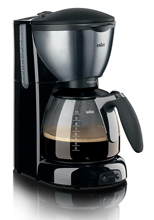 Braun KF 570 - Cafetera Eléctrica CaféHouse: Amazon.es: Hogar