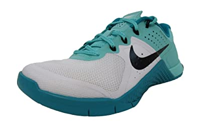 Amazon.com | Nike Womens Metcon 2 Training Shoe (5, White/Hyper  Turquoise/Energy/Black) | Fitness & Cross-Training