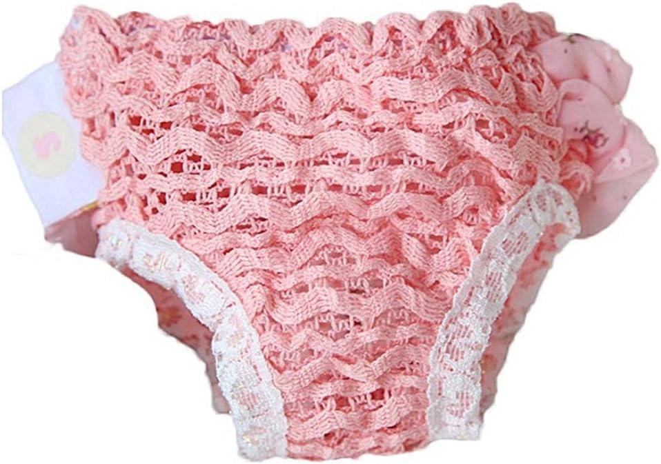 DUOBANGS Dog Diapers Dog Pants Dog Period Pants Dog Heat Pants Washable Puppy Diapers Dog Sanitary Pants Dog Pads Dog Pants For Bitchs In Season Dog Underwear Dog Pants pink,m
