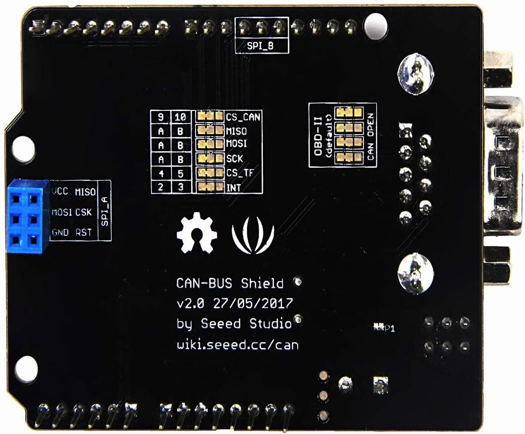seeed studio Can-Bus Shield V2