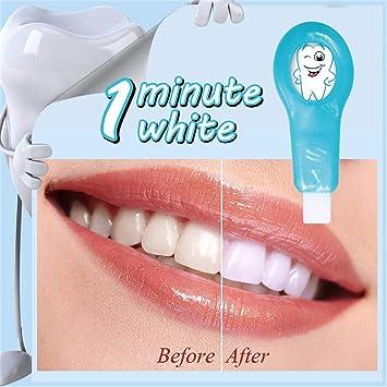 Pro Nano Kit de blanqueamiento dental, Sistema de blanqueador de dientes natural nano Herramienta de