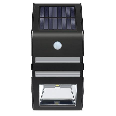 VicTsing Lámpara Led de Solar, Sensor Movimiento Automático, Super ...