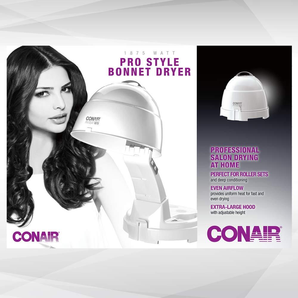 Conair: best hooded hair dryer