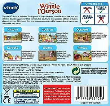 VTech 80-232505 vídeo - Juego (Storio2, Soporte físico, Educativo,, EC (Niños), Eng)