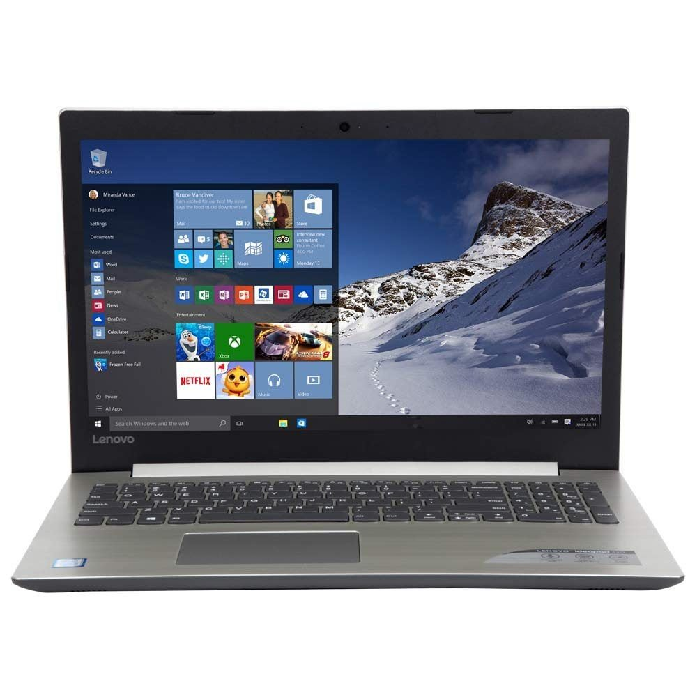 Lenovo Ideapad 320 8th Gen Core I5 8gb Ram 1tb Hdd 156 Very Simple Oscillator 7700 Hz Electronics And Computer System Wled Win 10 Laptop Computers Accessories