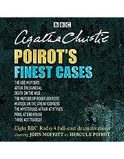 Poirot's Finest Cases: Eight BBC Radio 4 full-cast BBC radio dramatisations